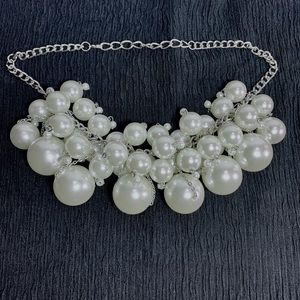 Jewelry - Huge Clusters of Pearls